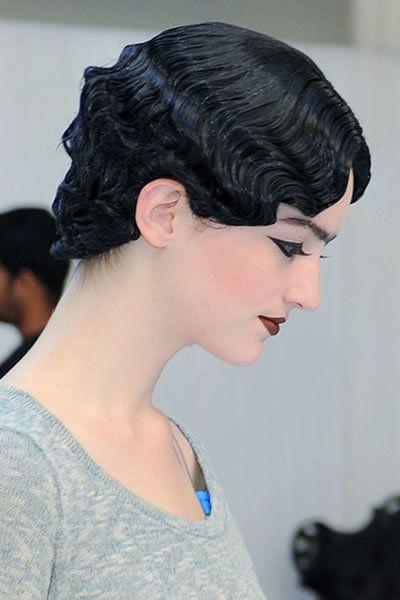 Hair, Ear, Lip, Hairstyle, Chin, Forehead, Eyebrow, Eyelash, Style, Black hair,