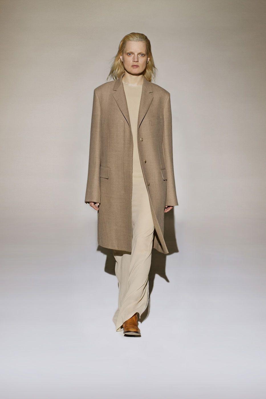 Cammello Cappotto Tendenza Di Moda 2016 Inverno Autunno 2017 Il 4SS0q8CA