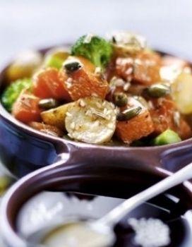 Food, Cuisine, Ingredient, Dish, Recipe, Meal, Produce, Salad, Side dish, Vegetable,