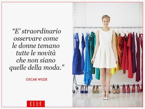 new concept 07169 9e042 Le più belle frasi famose, aforismi e citazioni sulla moda ...