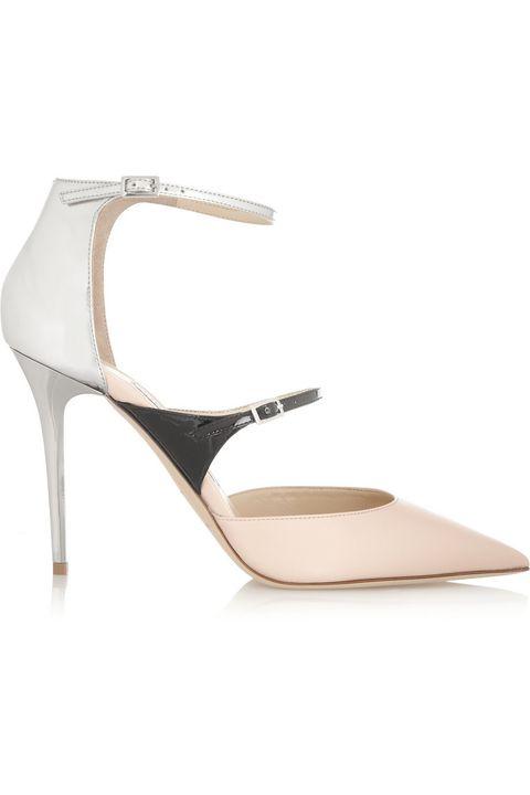 Footwear, Brown, High heels, Sandal, Tan, Fashion, Beauty, Beige, Basic pump, Material property,