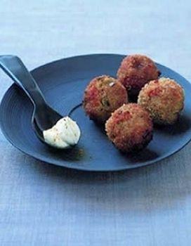 Cuisine, Dishware, Food, Dish, Serveware, Finger food, Ingredient, Recipe, Kitchen utensil, Hushpuppy,