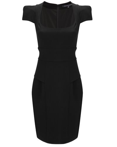 Sleeve, Dress, White, One-piece garment, Formal wear, Pattern, Black, Day dress, Sleeveless shirt, Fashion design,