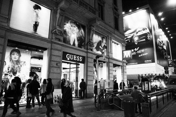 Guess Shooping Night: le foto degli eventi da Treviso a Catania