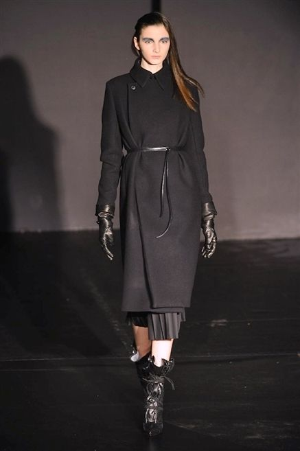 Clothing, Sleeve, Shoulder, Joint, Fashion show, Outerwear, Dress, Style, Runway, Formal wear,