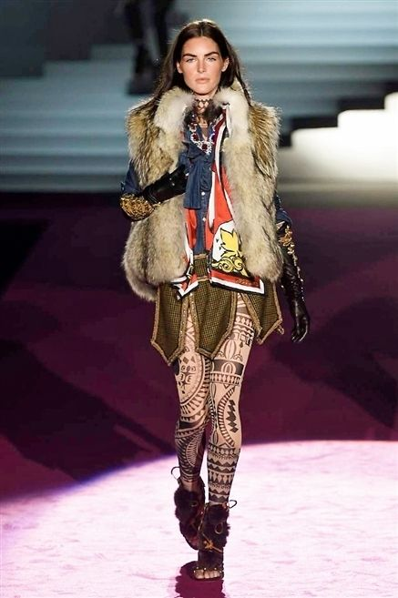 Human, Fashion show, Human body, Event, Winter, Shoulder, Runway, Textile, Joint, Outerwear,