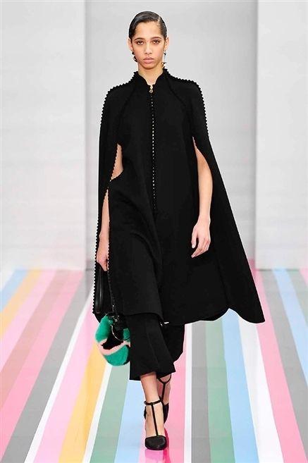 Shoulder, Textile, Outerwear, Dress, Style, Pink, Fashion model, Fashion show, Flooring, Fashion,