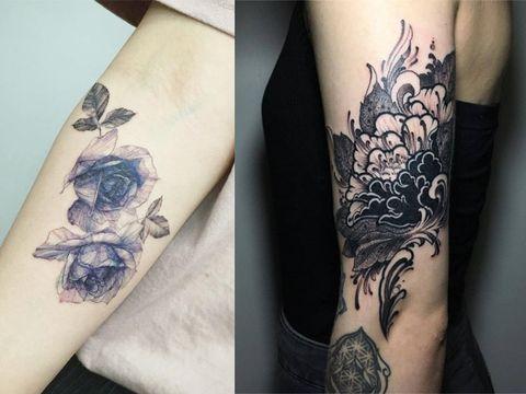 Tatuaggi Fiori I 10 Piu Belli Visti Su Instagram