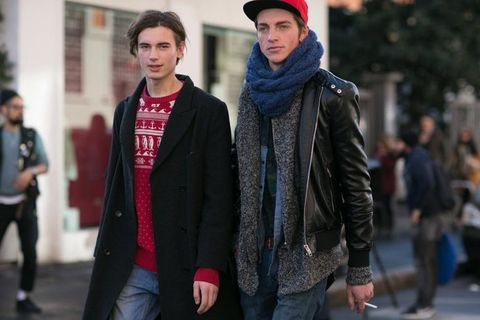 Trousers, Winter, Jeans, Jacket, Textile, Shirt, Coat, Outerwear, Denim, Style,