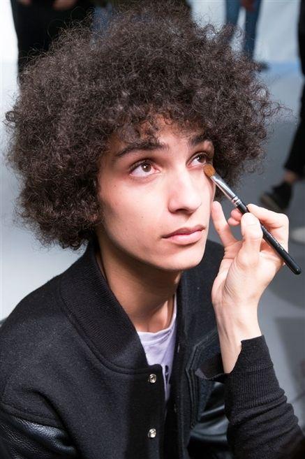 Hairstyle, Style, Black hair, Fashion, Smoking, Afro, Jheri curl, Street fashion, Nail, Makeover,
