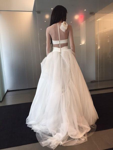 Clothing, Sleeve, Shoulder, Dress, Bridal clothing, Textile, Photograph, Joint, White, Flooring,