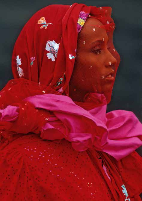Lip, Red, Pink, Headgear, Costume, Tradition, Lipstick, Makeover, Embellishment, Kimono,