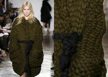Come realizzare un cappotto di lana ai ferri | Operadonuva