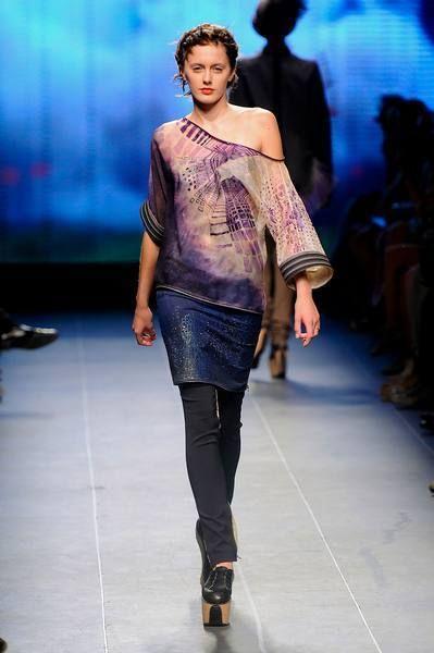 Clothing, Fashion show, Human body, Shoulder, Runway, Joint, Outerwear, Fashion model, Style, Fashion,