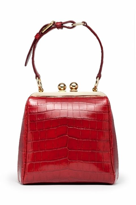 Product, Brown, Bag, Red, Textile, White, Fashion accessory, Style, Luggage and bags, Pattern,