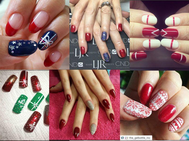 Unghie per Natale le idee nail art più belle da copiare viste su Instagram