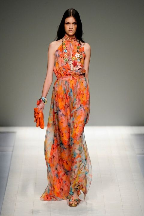 3e4a97652d Look of the week: abiti dalle stampe floreali