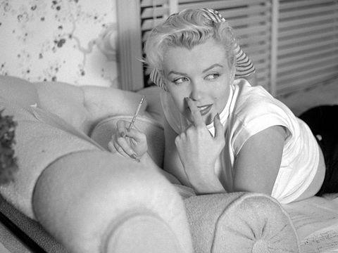 Comfort, Sitting, Tooth, Blond, Portrait photography, Tattoo, Model, Portrait,