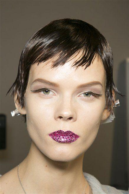Lip, Cheek, Hairstyle, Skin, Chin, Forehead, Eyelash, Eyebrow, Earrings, Jewellery,