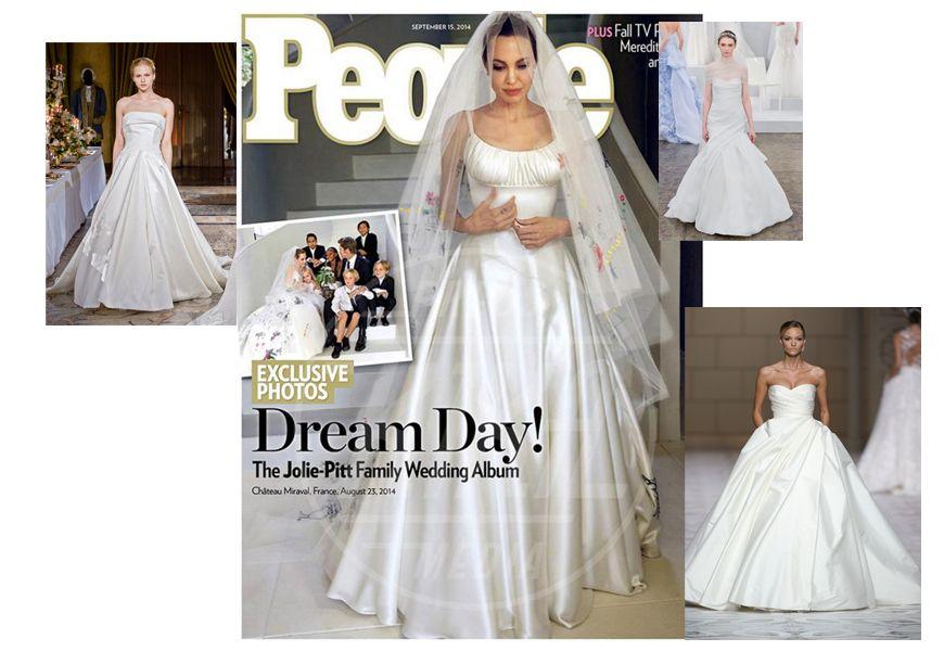 Versace Di Atelier Angelina Da L'abito Jolie Sposa 3RL4A5j