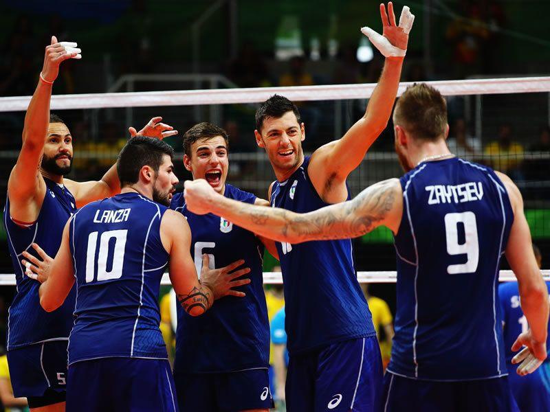 Dopo Rio 2016, la Nazionale di volley è da medaglia d'oro per la solidarietà