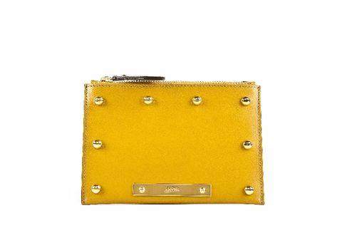 Yellow, Amber, Metal, Tan, Beige, Rectangle, Khaki, Brass, Circle, Leather,