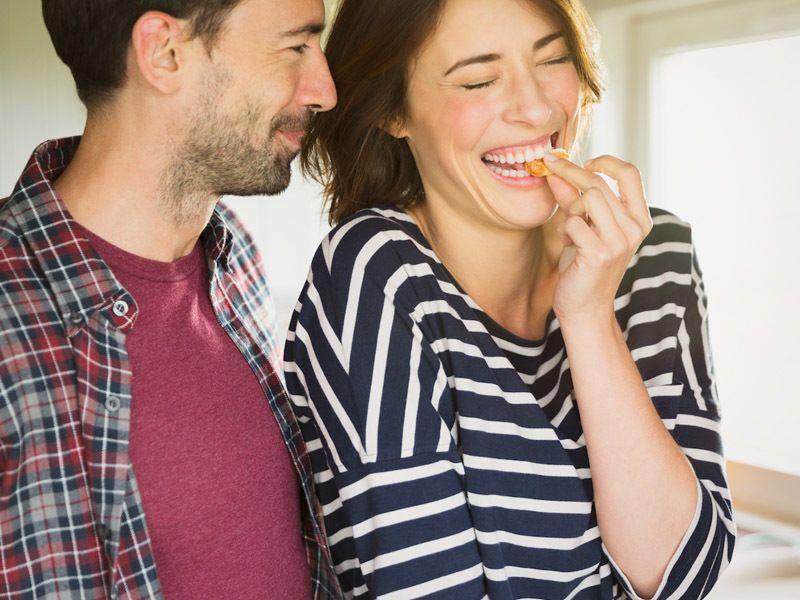 Sette frasi da dire per essere una coppia felice
