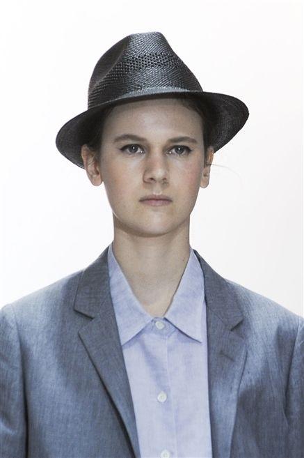 Clothing, Lip, Hat, Dress shirt, Collar, Sleeve, Chin, Coat, Forehead, Shoulder,