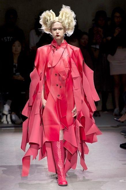 Human body, Fashion show, Outerwear, Runway, Style, Fashion model, Costume design, Dress, Fashion, Model,