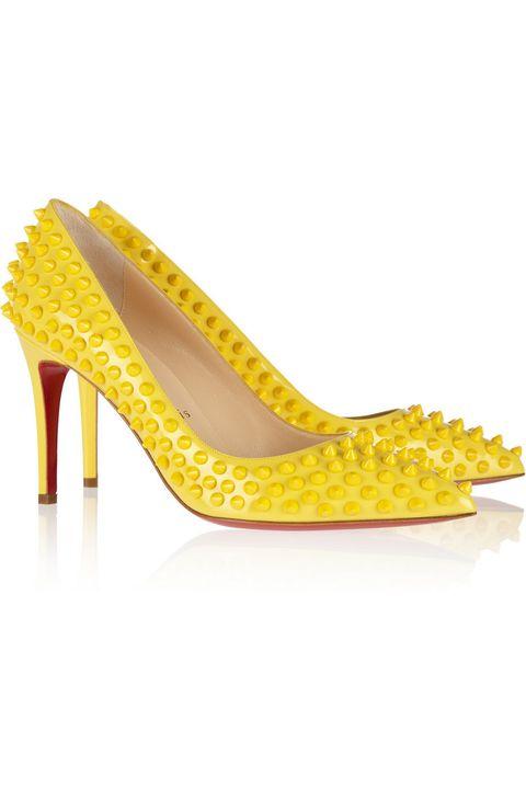 Yellow, High heels, Fashion, Tan, Sandal, Beige, Basic pump, Foot, Bridal shoe, Fashion design,