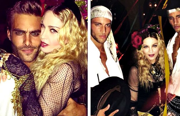 La Festa Di Compleanno Di Madonna In Stile Gipsy