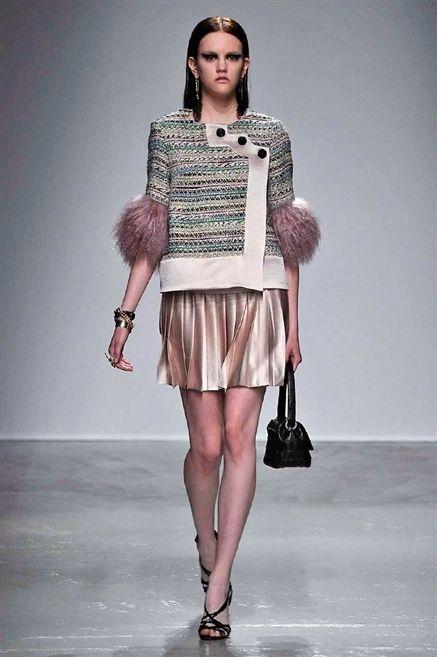 Clothing, Human, Leg, Human body, Fashion show, Shoulder, Joint, Human leg, Outerwear, Fashion model,