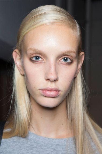 Hair, Face, Head, Nose, Mouth, Lip, Cheek, Eye, Hairstyle, Skin,