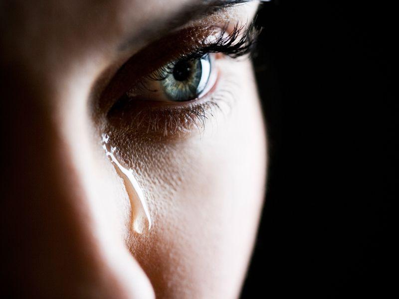 Pensate che le lacrime siano tutte uguali?