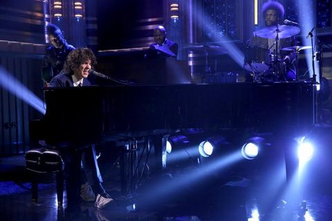 Musical instrument, Pianist, Musician, Performing arts, Keyboard, Music, Event, Musical instrument accessory, Entertainment, Music artist,