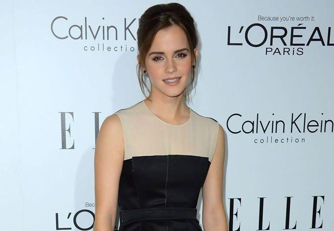 best sneakers 56590 22ce5 Emma Watson: mai con un fan di Harry Potter