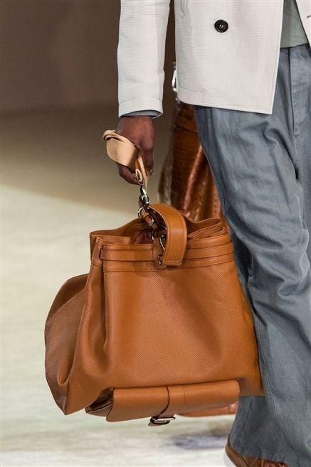 Brown, Collar, Bag, Textile, Style, Pocket, Khaki, Dress shirt, Fashion accessory, Leather,