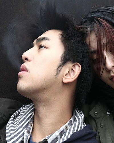 Nose, Lip, Cheek, Hairstyle, Eye, Chin, Forehead, Eyebrow, Black hair, Style,