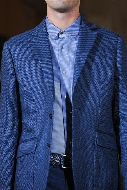 Clothing, Blue, Dress shirt, Collar, Sleeve, Textile, Shirt, Outerwear, Pocket, Formal wear,