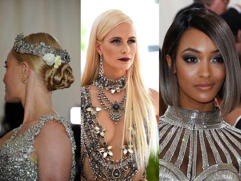 Hair, Face, Head, Ear, Hairstyle, Eyebrow, Eyelash, Hair accessory, Style, Fashion accessory,