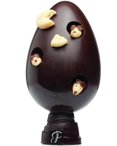 Toy, Black hair, Maroon, Chocolate, Figurine,