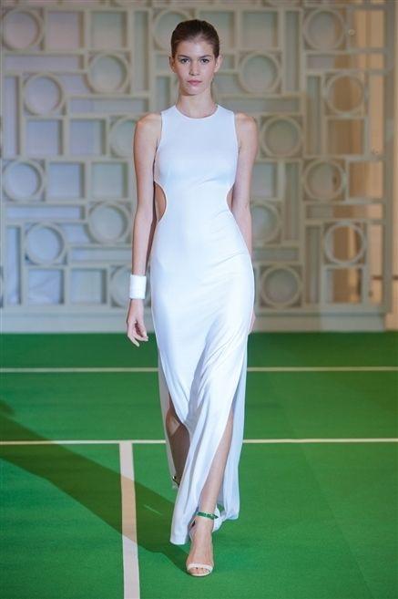 Green, Shoulder, Dress, Joint, Style, Formal wear, Fashion model, Waist, Fashion, Fashion show,