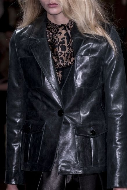 Clothing, Jacket, Hairstyle, Sleeve, Collar, Textile, Coat, Outerwear, Style, Leather,
