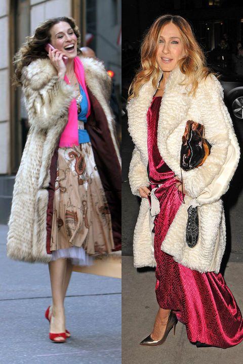 Clothing, Human, Winter, Human body, Fur clothing, Textile, Coat, Outerwear, Style, Street fashion,