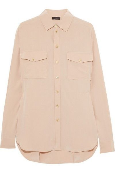 Product, Collar, Sleeve, Textile, White, Coat, Dress shirt, Pattern, Orange, Fashion,