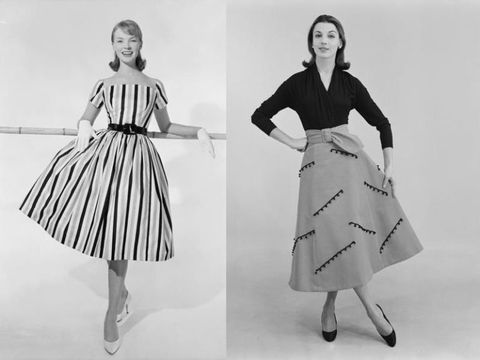 outlet store 40e9c 2a6c7 Gonne anni 50: i modelli vintage e come si indossano