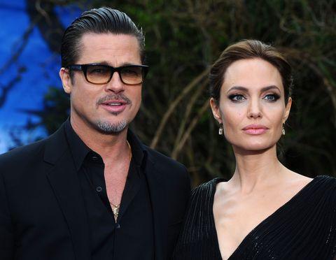 Brad Pitt e Angelina Jolie custodia figli