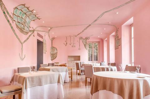 La top ten dei ristoranti italiani secondo Elle Gourmet