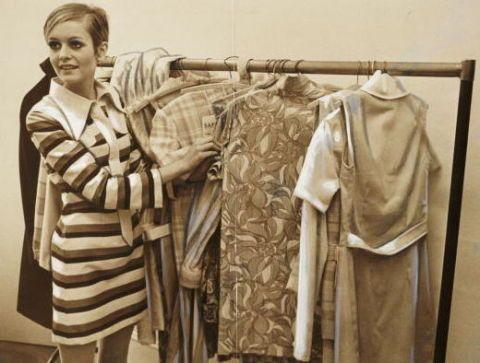 Twiggy nel 1967