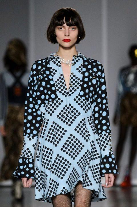tendenza pois moda inverno 2017